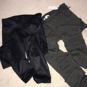 Aeropostale Pants - SOLD🚫 Rip&Faux Leggings Bundle 👻